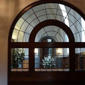 Chapel from lobby