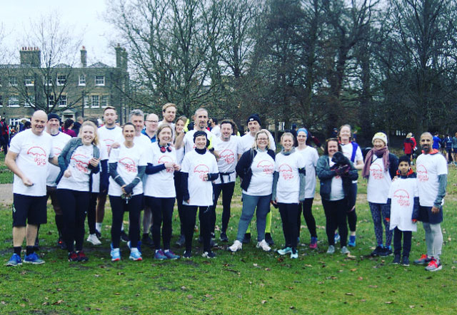 5k Park Run Grief Awareness Week 2019