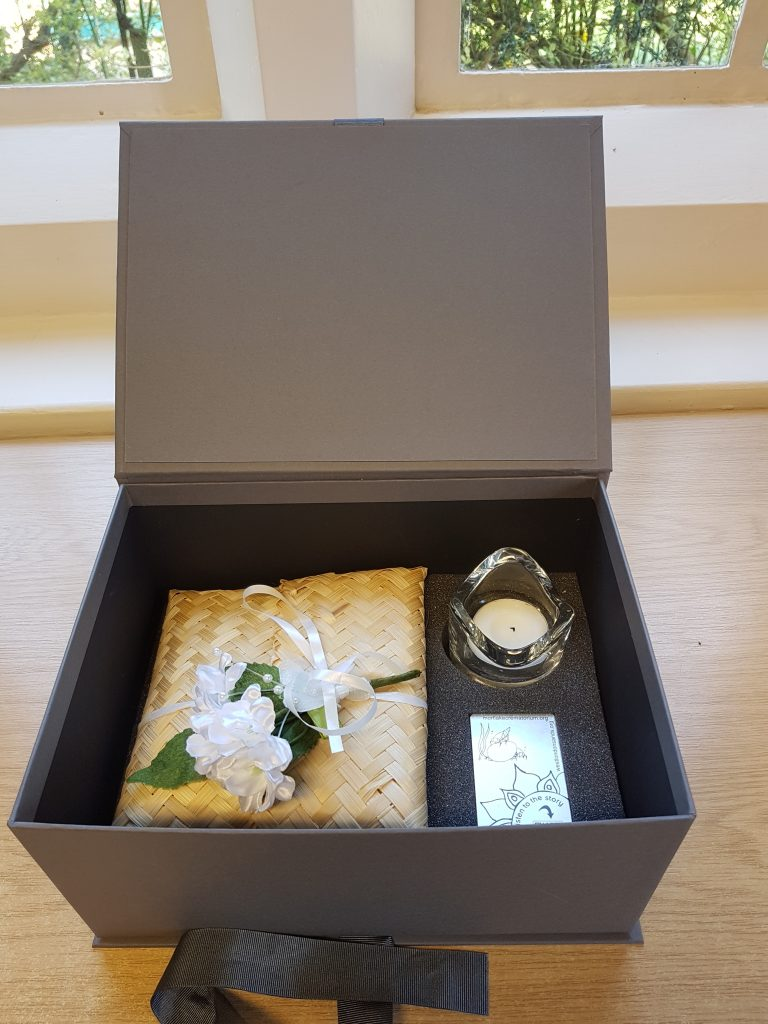 Baby's Ashes Box