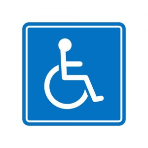 Disabled badge - bstock purchase