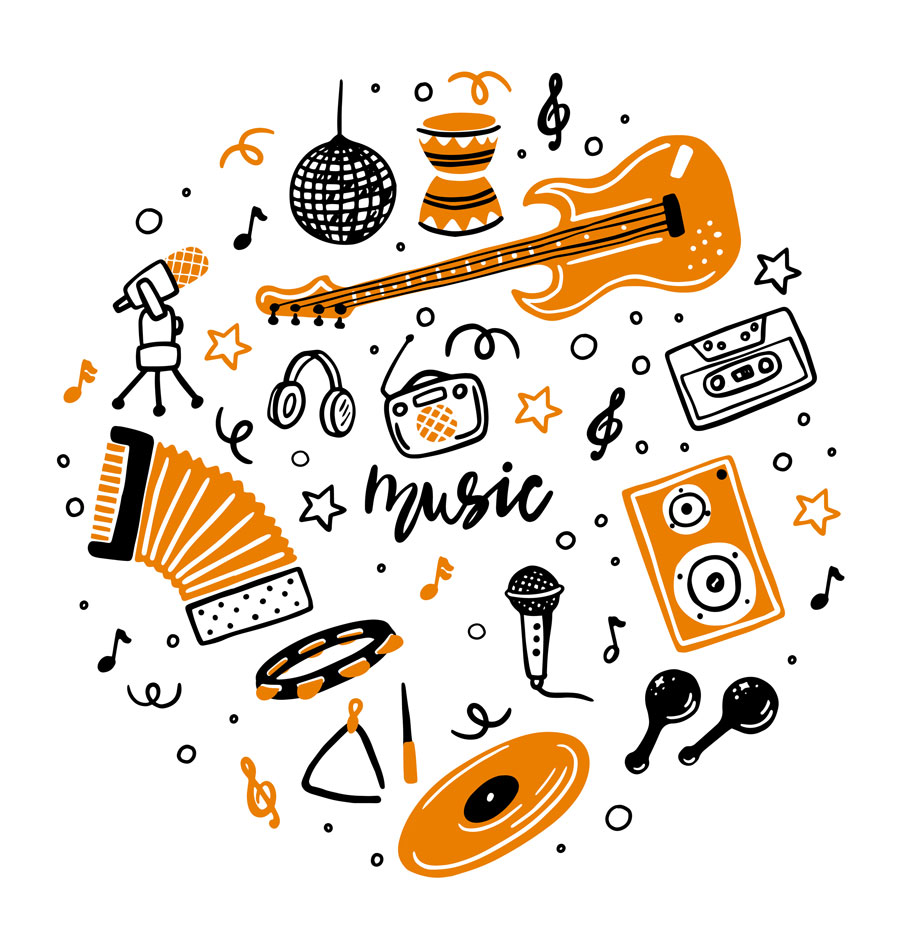 Music and recordings